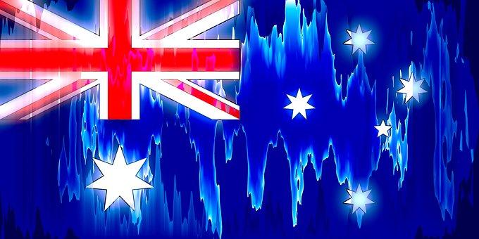 Australia, National Flag, Flag