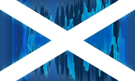 Scotland, Scottish, National Flag, Flag