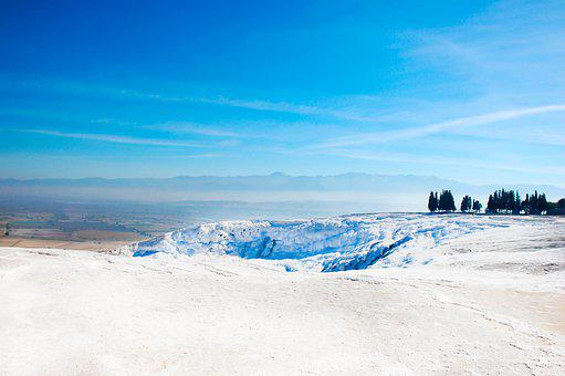 A Miracle Of Nature Hierapolis, The Ancient City