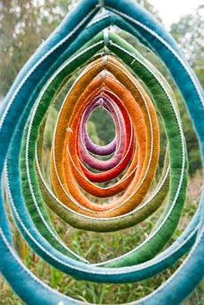 Art, Felt, Decoration, Wool, Colorful, Wool Fibers