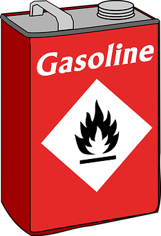 Can, Fossil Fuel, Fuel, Gas, Gas Can, Gasoline