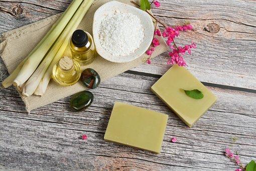 Handmade Soap, Perilla, Perilla Soap, Nature Soap, Soap