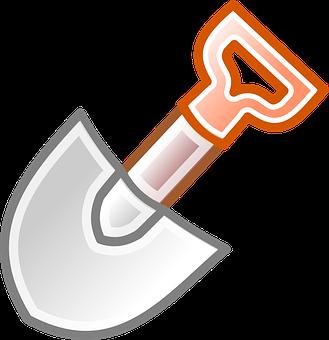 Shovel, Hand Tool, Excavator, Digger, Delve, Tool, Work