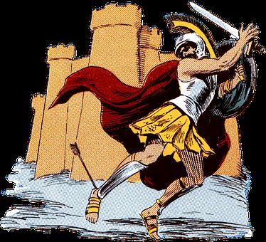 Achille, Achille'S Heel, Medieval