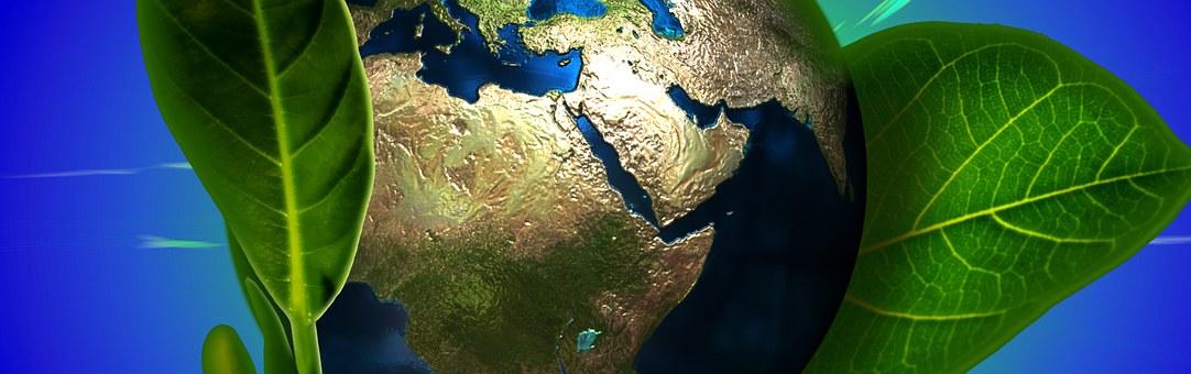 Banner, Header, Background, Earth, Globe, Birth, New
