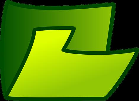 Folder, Green, File, Data, Storage, Archive, Open