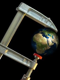 Screw Clamp, Suppression, Earth, Globe