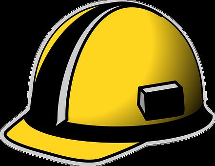 Hardhat, Builder, Helmet, Construction, Safety, Worker