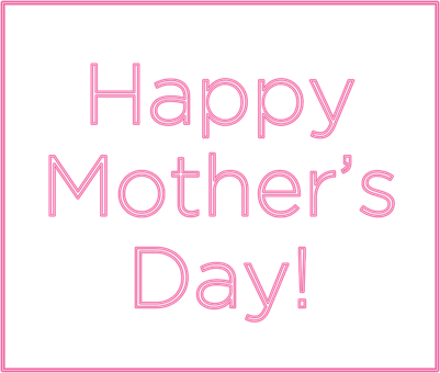 Happy Mother's Day, Happy, Mother, Mothers, Day, Mom