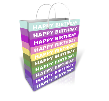 Birthday, Gift, Surprise, Package, Present, Packaging