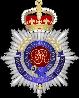 Royal Army Service Corps, Rasc, Army, Navy, Veteran