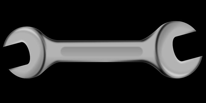 Wrench, Tool, Steel, Hardware, Workshop, Metal, Repair