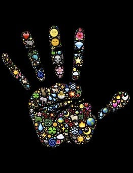 Hand, Handprint, Palm, Palmprint, Human, Nature