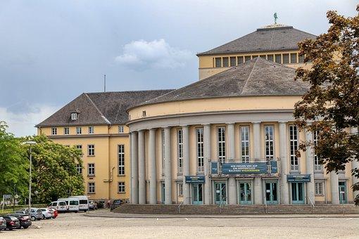 Theater, Saarbrücken, Culture, Acting