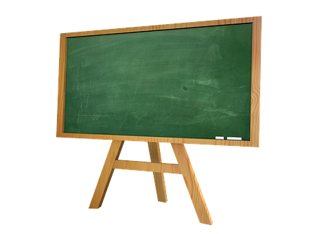 Blackboard, Chalkboard, Board, Chalk, Teacher