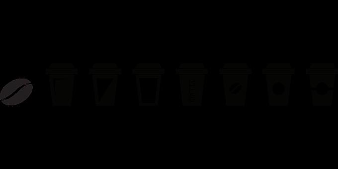 Coffee, Cup, Drink, Hot, Caffeine