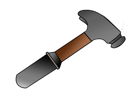 Hammer, Tools, Tool, Building, Build, Objects, Object