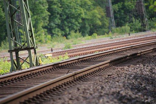 Platform, Track, Railway