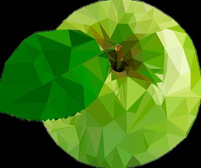 Apple, Green, Green Apple, Apples, Fruit, Green Leaves