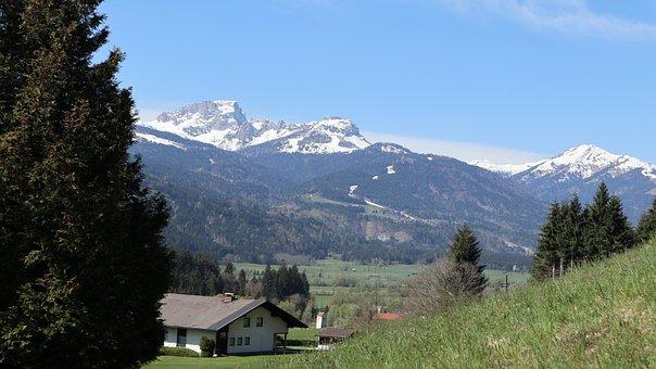 Kärnten, Carinthia, Gailtal, Nassfeld, Sommer