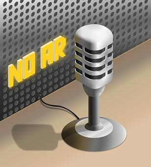 Microphone, Audio, Arts Vector, Sound
