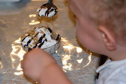 Kid, Tasty, Food, Sweet, Delicious