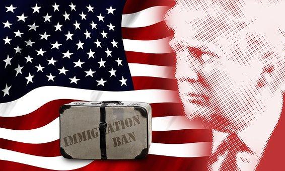 Trump, Immigration, America, Prohibition