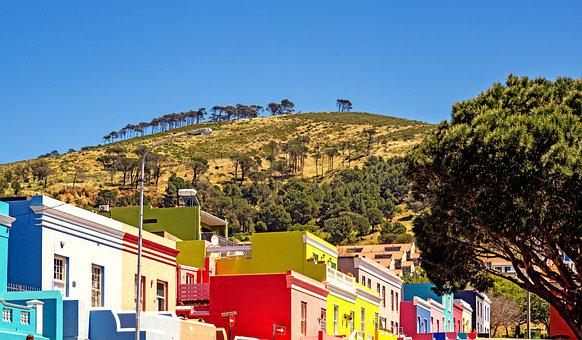 Africa, South Africa, Cape Town, Boo Chap, Signal Hill