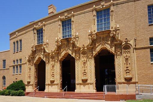 Wichita Falls, Building, Architecture, Texas