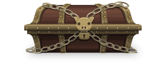 Treasure Chest, Box, Treasure, Chest