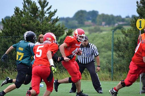 Football, American Football, Contact Game, Sport, Win