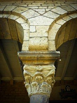 Ornament, Church, Historically, Architecture, Stone