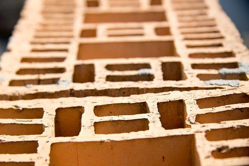 Brick, Brick Background, Stone Pattern, Cement Wall