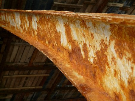 Metal Carrier, Carrier, Support, Rust, Rusted, Metal