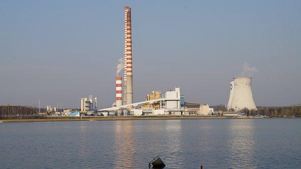 Coal Fired Power Plant, Rybnik, Power Plant