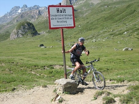 Border, Mountain Bike, Cross Exceeded, Cycling, Bike