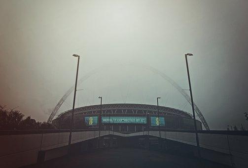 Wembley, Wembleystadium, Stadium, Football, London