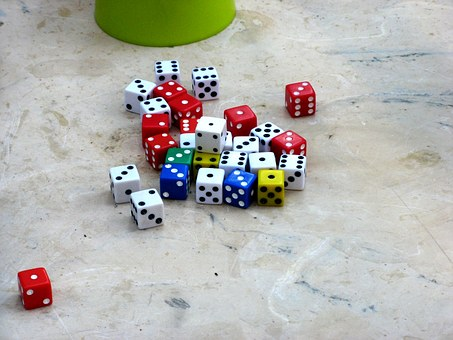 Dice, Toy, Game, Casino, Chance, Luck, Risk, Cube