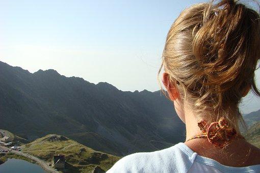 Mountain, Peak, Hiking, Landscape, Top, Rock, Sky