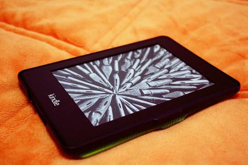 Kindle, Paper White, Touchscreen, Electronic Book