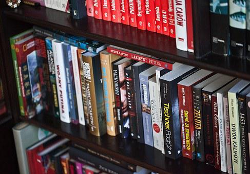 Book, Library, A Collection Of, Education, Knowledge