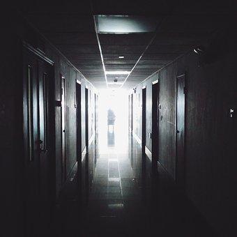 Hallway, Hospital, Medical, Work, Office, Interiors