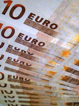 Currency, Euro, Money, Dollar Bill, Bills, Play Money