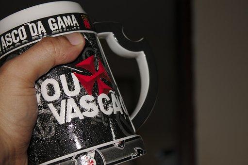 Vasco Da Gama, Mug, Football Team, Carioca Team