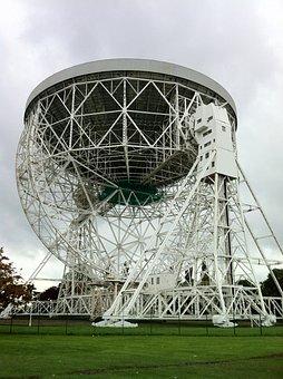 Radar, Satellite, Broadcast, Technology, Antenna