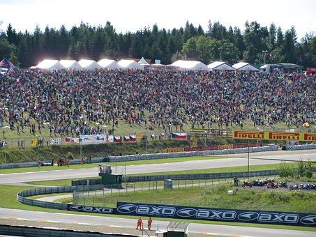 Superbikes, Motorbike Racing, People, Race, Racing