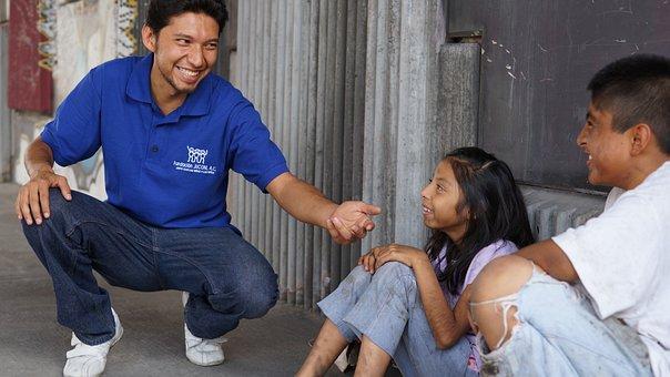 Help, Support, Poverty, Street, Children