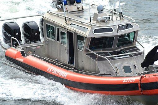 Tug, Tug Boat, Tug Boat Miami, Water, Miami, Florida
