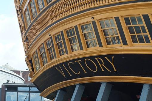 Ship, Victory, Portsmouth, History, Sea, Brown Winner