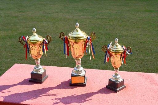 Trophy, Trophies, Win, Winner, Winning, First, Place